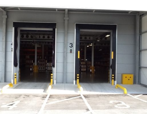 All Doors – Insulated roller shutter door bays